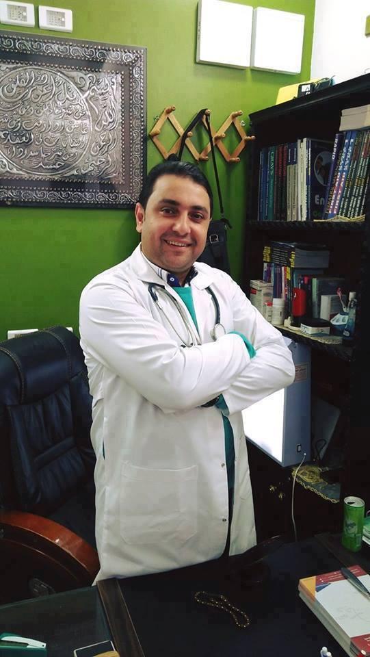 دكتور عوض حجاب